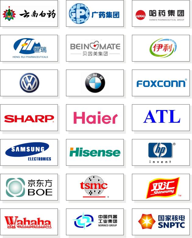 深圳市雷铭科电子科技有限公司洁净棚部分客户